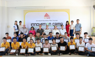 ICTentr pilot course at the University of Danang