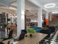 BK HUP co-working space at HUST